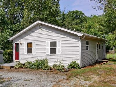 Hendersonville Single Family Home Under Contract-Show: 32 Hoover Dale Lane