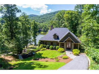 Lake Lure Single Family Home For Sale: 1859 Buffalo Creek Road