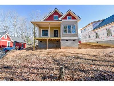 Black Mountain Single Family Home For Sale: 211 N Locust Street
