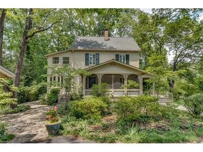 Tryon Single Family Home Under Contract-Show: 64 Forest Lane