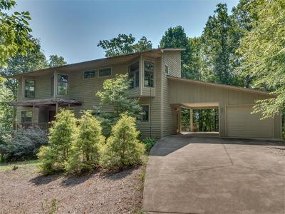 Lake Lure Single Family Home For Sale: 171 Wilson Court