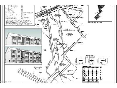 Hendersonville Residential Lots & Land For Sale: N Main Street