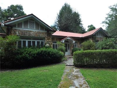 Hendersonville Single Family Home For Sale: 105 Turley Falls Road