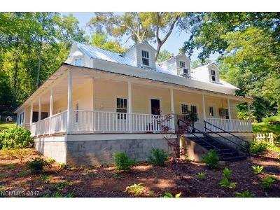 Mill Spring Single Family Home For Sale: 2631 Silver Creek Road