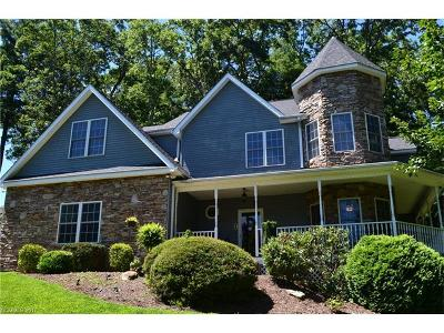 Hendersonville Single Family Home Under Contract-Show: 298 Kanuga Forest Drive