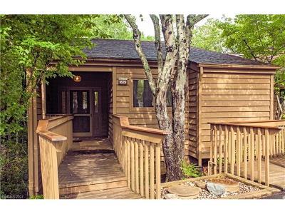 Lake Lure Condo/Townhouse For Sale: 155 Quail Cove Boulevard #1619