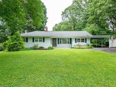 Hendersonville Single Family Home For Sale: 422 Hillcrest Circle