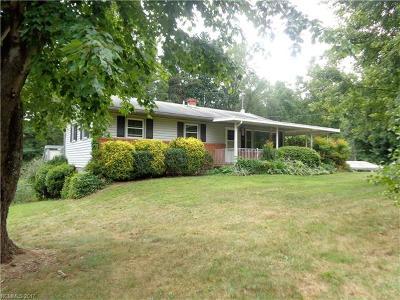 Asheville Single Family Home For Sale: 14 Douglas Road