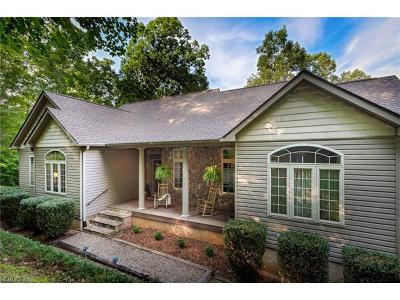 Lake Lure Single Family Home For Sale: 635 Grandview Drive
