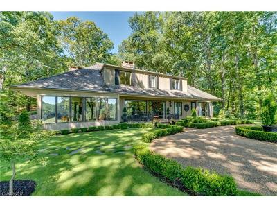 Tryon Single Family Home For Sale: 391 Club Road #4