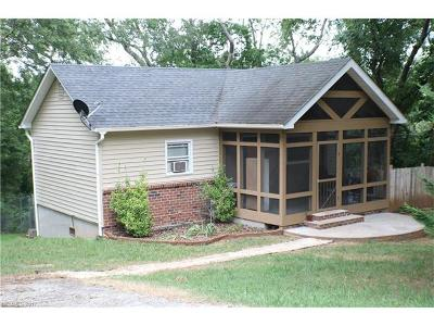 Asheville Single Family Home Under Contract-Show: 45 Gatewood Road