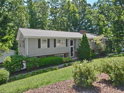 Asheville Single Family Home For Sale: 19 Auburndale Drive