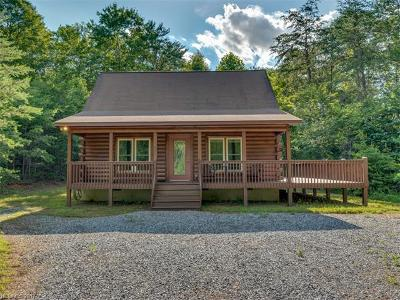 Lake Lure Single Family Home For Sale: 421 Sweetbriar Road