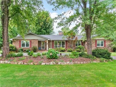 Etowah Single Family Home For Sale: 644 Brickyard Road
