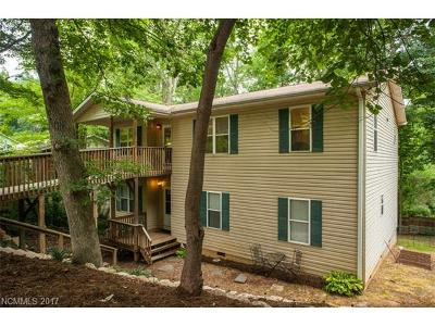 Asheville Single Family Home For Sale: 180 Beverly Road