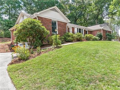 Asheville Single Family Home Under Contract-Show: 21 Allesarn Road