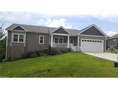 Mills River Single Family Home Under Contract-Show: 270 High Ridge Drive