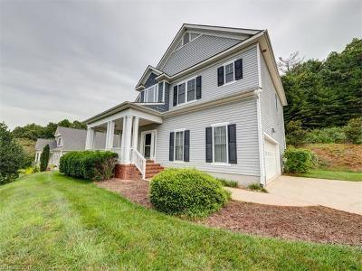 Asheville Single Family Home For Sale: 9 White Ash Drive
