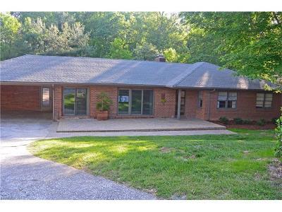 Hendersonville Single Family Home For Sale: 310 N Overlook Terrace