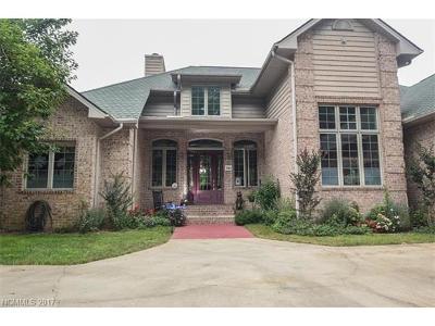 Brevard Single Family Home For Sale: 48 Middlefork Branch
