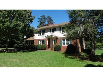 Rutherfordton Single Family Home Under Contract-Show: 117 Stewart Street