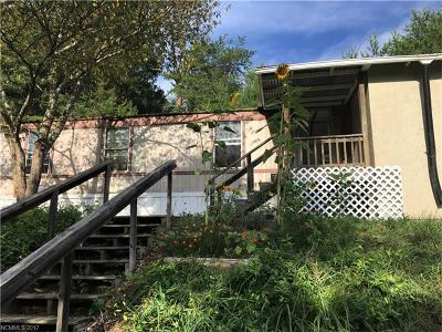 Asheville Manufactured Home For Sale: 50 Morrow Farm Road
