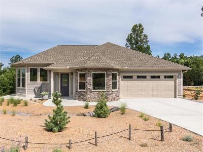 Weaverville Single Family Home For Sale: 35 Penley Park Drive #19