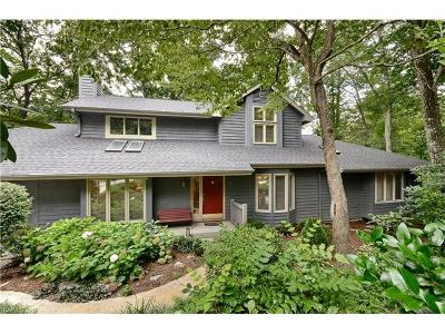 Asheville Single Family Home For Sale: 17 Laurel Summit