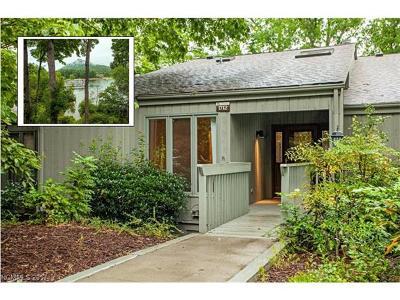 Lake Lure Condo/Townhouse For Sale: 163 Quail Cove Road #1712