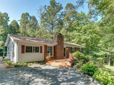 Saluda Single Family Home For Sale: 8 Tanglewood Lane