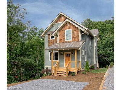 Asheville Single Family Home For Sale: 341 Sand Hill Road