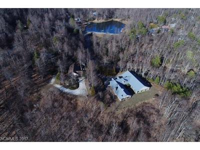 Columbus Single Family Home For Sale: 3535 Skyuka Mountain Road