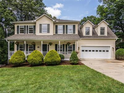 Arden Single Family Home For Sale: 25 Whitleigh Court