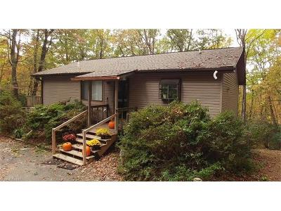 Cedar Mountain, Dunns Rock Single Family Home For Sale: 15 Summer Hill Drive