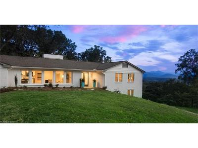 Asheville Single Family Home Under Contract-Show: 279 S Beaumont Street