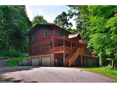 Waynesville Single Family Home For Sale: 16 Ramp Patch Lane