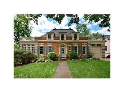 Asheville Single Family Home Under Contract-Show: 73 Evelyn Place