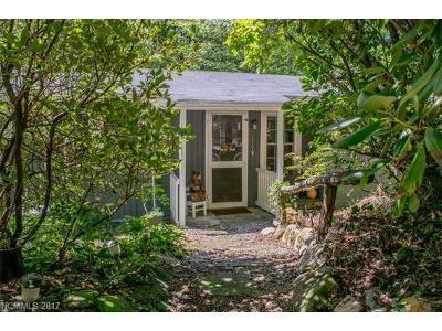 Lake Toxaway Single Family Home Under Contract-Show: 279 Lupine Ridge Circle