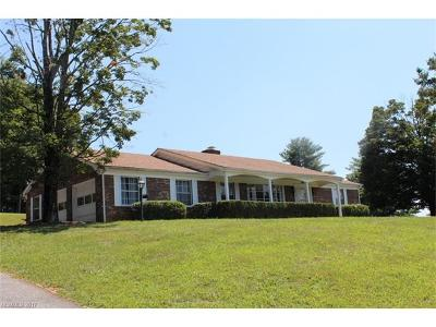 Hendersonville Single Family Home For Sale: 329 Whispering Hills Drive #8