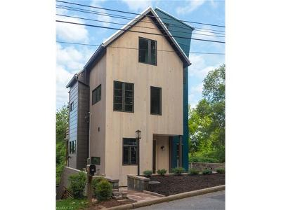 Asheville Single Family Home For Sale: 409 W Haywood Street #1110