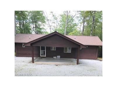 Lake Toxaway Single Family Home For Sale: 283 Cherokee Circle