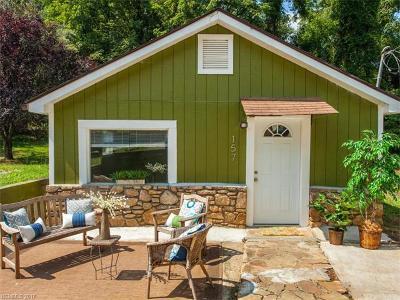 Asheville Single Family Home For Sale: 157 Onteora Boulevard
