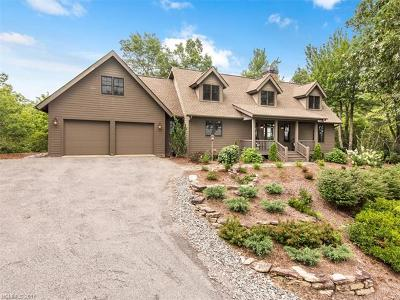 Boyd, Little River, Penrose, Pisgah Forest Single Family Home For Sale: 464 Sylvan Byway