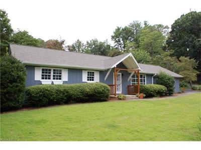Tryon Single Family Home For Sale: 366 New Market Road