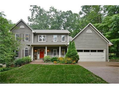 Asheville Single Family Home For Sale: 1006 Windsor Drive