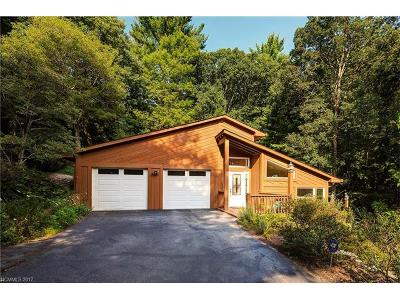 Asheville Single Family Home Under Contract-Show: 201 Covewood Trail