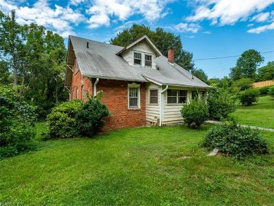 Asheville Single Family Home Under Contract-Show: 168 New Haw Creek Road