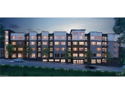 Asheville Condo/Townhouse For Sale: 55 S Market Street #405
