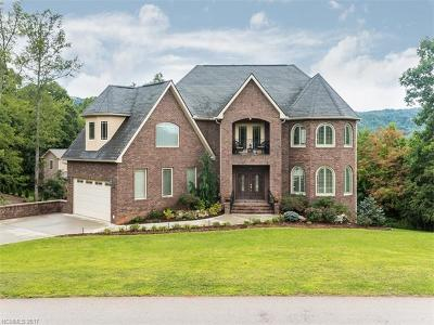 Weaverville Single Family Home For Sale: 4 Governor Thomson Terrace