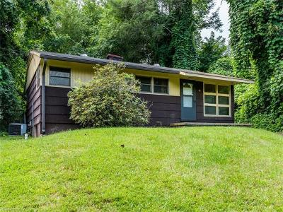 Asheville Single Family Home For Sale: 23 New Jersey Avenue